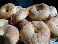 Beignets, Donuts, Cereal, Cookies, Bagel, Scones, Sweet Recipes, Cheesecake, Muffin