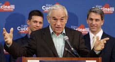 Ron Paul's Promotion of Nullification Transcends Virginia Governor Race