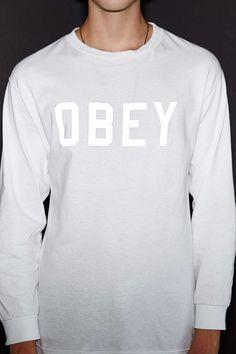 OBEY 3M Collegiate Tee