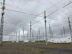 Conspiracy theories of mind and weather control have long swirled around UAF's HAARP antenna array in Interior Alaska, formerly run by the Air Force.