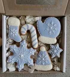 The fabulous almond crunchy - HQ Recipes Christmas Cookies Packaging, Cute Christmas Cookies, Christmas Biscuits, Christmas Deserts, Christmas Gingerbread, Noel Christmas, Holiday Cookies, Christmas Gifts, Christmas Cooking