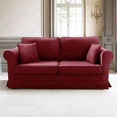 Canapé cuir buffle Emilia