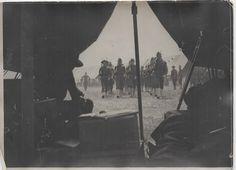 WWI, Guerre 14-18 -  Camp Americain en France