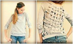 27 Most Popular DIY Fashion Ideas Ever www.fashiondivade...