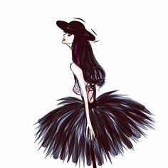 Monday Work day ...Quick sketch :) #illustration#fashionillustration#fashionista#fashionstyle#parisienne#sketch#fashionsketch#draw#fashionstyle#style#fashionblogger #instyle#vogue#lyon#elle#ellemagazine #voguemagazine #streetstyle#streetart#sweet #harpersbazaar #fashion by gisellekeza_art