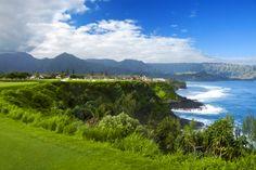 The St. Regis Princeville Resort, Hawaii, USA http://usahotels.hurlinghamtravel.co.uk/hotels/the-st-regis-princeville-resort