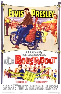 Singer Charlie Rogers (Elvis Presley) loses his job at a coffee shop after getting into a fight with some snooty college boys after his set. A highway run-in with Maggie Morgan (Barbara Stanwyck), the owner of a traveling carnival on the brink of bankruptcy, leads Charlie to take a job with the struggling crew. While his singing starts to turn the show's finances around, his attempted romance with teenage Cathy (Joan Freeman) leads to friction with her father (Leif Erickson). (1964)
