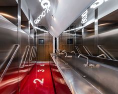 Soi 16 Pattaya by Studio Point Line Plane Visual Merchandising, Pattaya Bangkok, Washroom Design, Interior Architecture, Interior Design, Club Design, Design Furniture, Restaurant Bar, Studio
