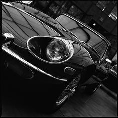 Jaguar E Type, Germany.