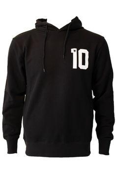 Black DP10 Hoody