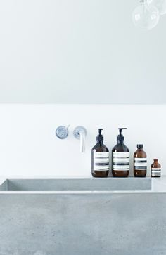 #interior design #bathroom design #minimalism #white interiors