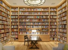 This is Beautiful Library And Study Room Design Item of Modern Home Library Designs. Adorable Home Library design ideas around the world. Cozy Home Library, Home Library Design, Library Room, Modern Library, Dream Library, Home Office Design, House Design, Library Ideas, Library Inspiration