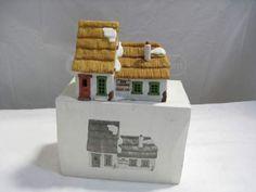 shopgoodwill.com: Dept. 56 `The Cottage of Bob Kratchit
