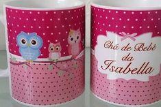 Caneca Personalizada Chá de bebê