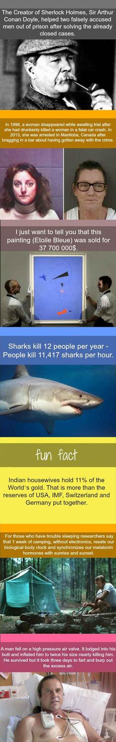 cool 14 Mind Blowing Fun Facts!