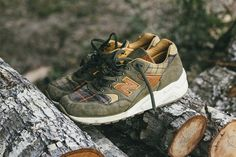 Ball and Buck x New Balance 585 Made in USA 最新聯乘鞋款「Sporting Gentleman」…