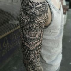 Paul Davies #ink #tattoo