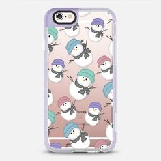 Snowpeople - New Standard Pastel Case
