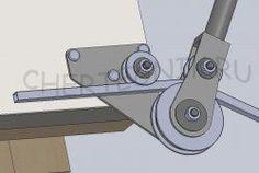 Pipe bender drawing Source by Metal Bending Tools, Metal Working Tools, Metal Tools, Work Tools, Welding Shop, Welding Tools, Metal Projects, Welding Projects, Homemade Tools