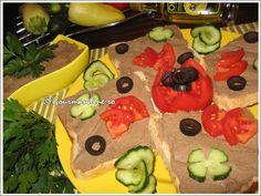 Pate de casa din ficatei de pui Tacos, Mexican, Ethnic Recipes, Food, Home, Meals, Yemek, Eten
