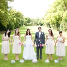 Country Fete Wedding