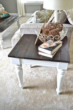 goes with the coffee table!