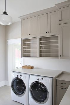 "Explore our site for more information on ""laundry room storage small shelves"". It is actually an exceptional place to get more information. Small Space Storage, Small Shelves, Closet Storage, Storage Shelves, Storage Ideas, Storage Room, Shelving, Laundry Solutions, Small Cabinet"