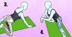 Tento pohyb dokáže odblokovat uskřinutí nerv: Hřbet jako nový a bolest je v momentě pryč - zkuste to hned! - Strana 2 z 2 - Příroda je lék Sciatica Stretches, Sciatic Pain, Sciatic Nerve, Daily Stretches, Muscle Stretches, Muscle Piriforme, Psoas Muscle, Hip Pain, Low Back Pain