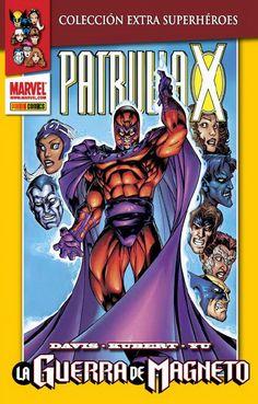 Colección Extra Superhéroes 2. Patrulla-X 1