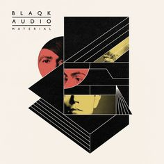 AFI members Davey Havok and Jade Puget return with the third Blaqk Audio album, Material. Their brand of electro-goth-pop now firmly solidified, this album certainly hits like a realization. It fee… Emo, Dj Mp3, Davey Havok, Skinny Puppy, Wall Of Sound, Audio, Pet Shop Boys, Best Albums, Album Releases