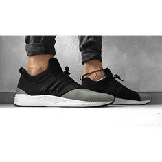 Combining global streetwear with Nordic craftsmanship and design, ARKK Copenhagen makes comfortable, versatile lifestyle sneakers for thoughtful individuals who never stand still. Sneakers N Stuff, Adidas Sneakers, Shoes Sneakers, Arkk Copenhagen, Urban Fashion, Kicks, Street Wear, Footwear, Workout