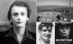 Diana Rowden, an agent with the Special Operations Executive (SOE), was dropped into occupied France in June 1943 and worked for the French Resistance until the betrayal.