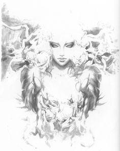 Ayami Kojima ::: КРЕАТИВ » Рисунки / фентези / фото 5583724 2042 x 2567 io.ua