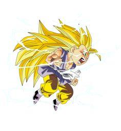 Kid Goku SSJ3