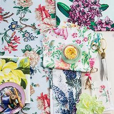 Chintz is Back in Bloom!- The Glam Pad