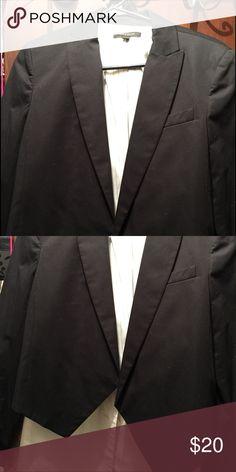 Ann Taylor black tuxedo look Ann Taylor black tuxedo look Ann Taylor Jackets & Coats Blazers