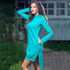 Love this!  http://www.hellodefiance.com/products/chillysummerz-tiffany-blue-hoodie-dress?utm_campaign=social_autopilot&utm_source=pin&utm_medium=pin