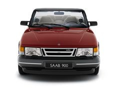 Saab 900 Turbo Convertible '1987–93