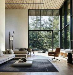 "8,498 Likes, 239 Comments - Ashley Stark Kenner (@ashleytstark) on Instagram: ""Breathing air into a room. • • • • • • #livingroomdecor #interior #interiordesign #architecture…"""