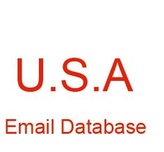 Usa Email List | Business Email Lists | Latest Mailing Database