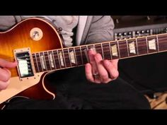 ▶ Joe Walsh Inspired Guitar Lesson - Rocky Mountain Way Style Blues Rock and Slide - YouTube