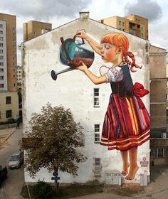 Street art. #streetartLOVE