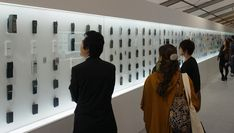 evolution of the mobile phone by docomo | designboom