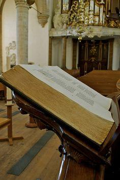 Bijbel in de Grote Kerk Dordrecht #2