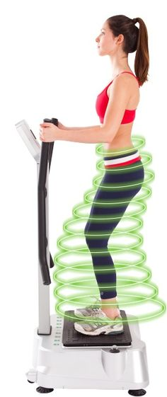 whole vibration machine benefits