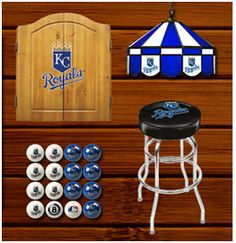 The best place to get all your Kansas City Royals Man Cave needs! http://www.rallyhouse.com/mlb/al/kansas-city-royals/a/man-cave?utm_source=pinterest&utm_medium=social&utm_campaign=Pinterest-KCRoyals
