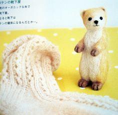 japanese felt animals - Google Search