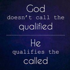 He helps us