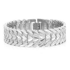 Metal Heart Chain Bracelet – Sattaj Collections