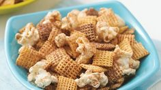Get the classic taste of cinnamon and sugar cookies in a munchable snack mix that's ready in 15 minutes!